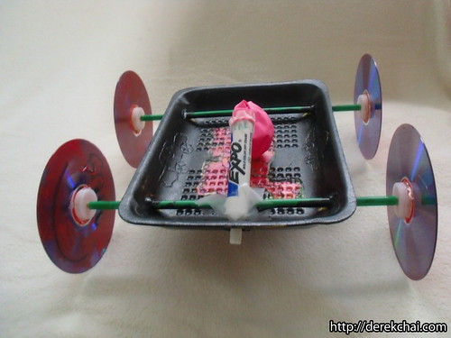 Physics Balloon Car Project Dc S Reviews