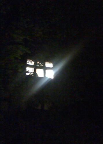 MHC at night tall