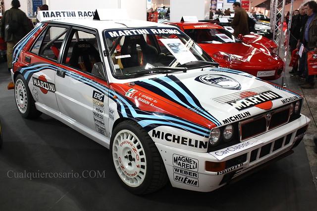 Lancia Delta HF Integrale 1989 ex Biasion