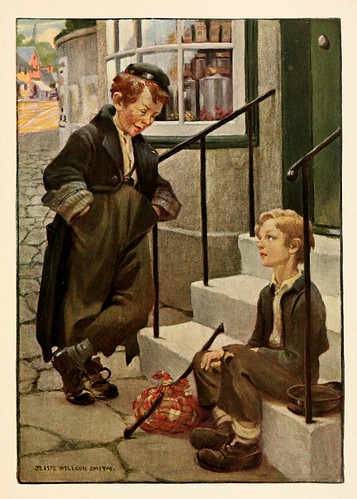 017-Dickens's children 1912- Jessie Willcox Smith