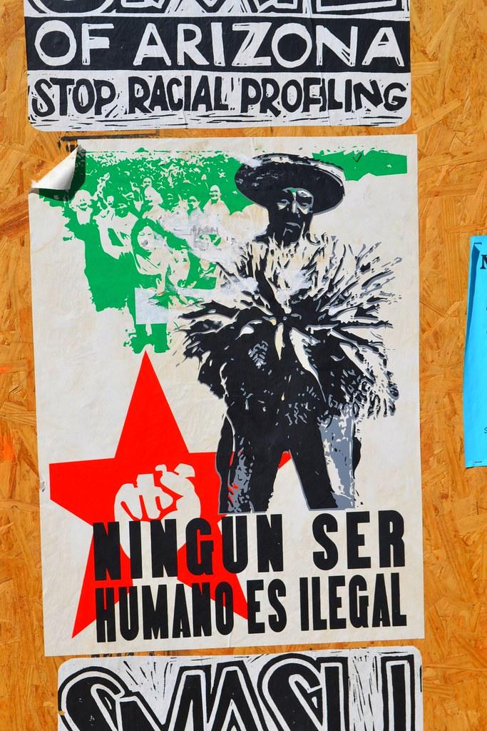 Oakland, NMG, Street Art, poster