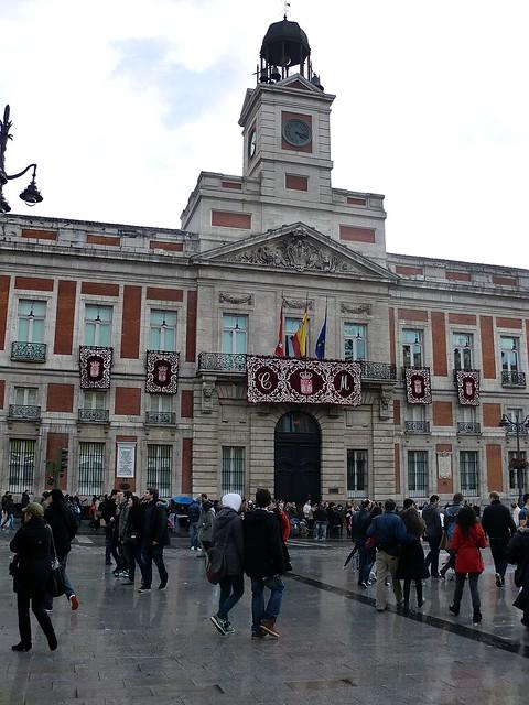 Puerta del Sol, Madrid 03