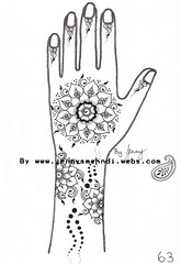 Hennadesign Nr.63HP (Jenny's Mehndi) Tags: india art tattoo indian arabic arab bollywood oriental henna mehendi mehndi shahrukhkhan heena arabisch hindustani mehandi hindustan orientalisch