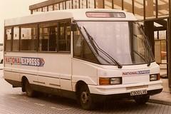 E900 LVE (markkirk85) Tags: bus station coach national express peterborough viscount queensgate lve e900 citypacer optere e900lve