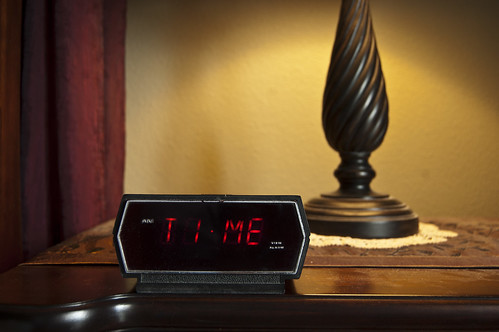 Photoshop A Digital Clock To Say Anything