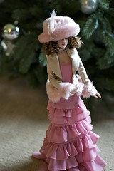 Jolie (alington) Tags: 1920s doll inspired historical antoinette jolie collectible tonnerdoll fallholiday2010