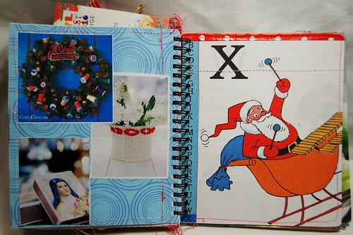 X-mas with Santa