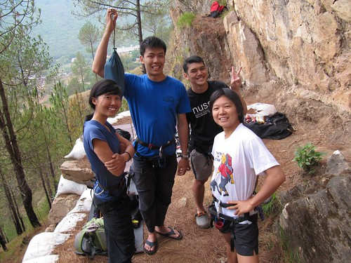 Rock Climbing - Sg