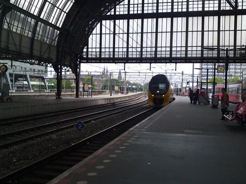 Trens na Holanda