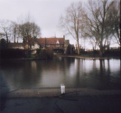 Pulls Ferry (braindeer) Tags: river pinhole norwich wensum pullsferry