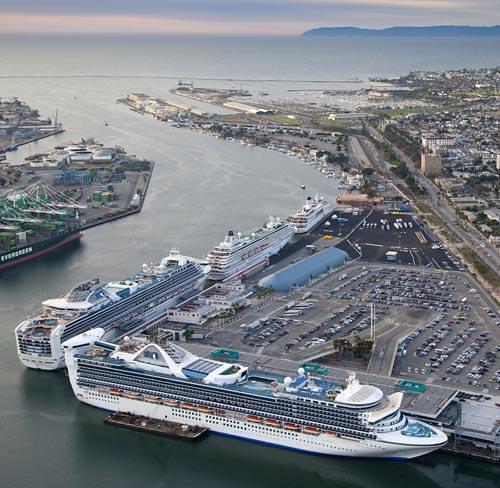 San Pedro Cruise Terminal  Cruise Critic Message Board Forums