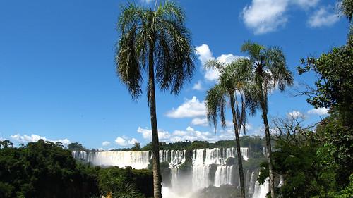 The Falls - Iguazu Falls, Argentina