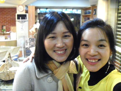 雅靜 & Wendy ^^