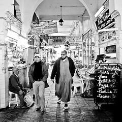 Casablanca's central market