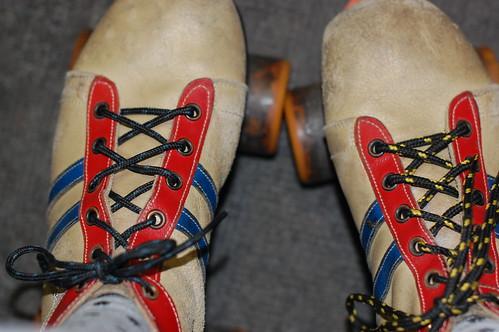 roller booties