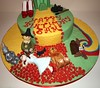 Wizard of Oz Cake 11