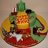 Wizard of Oz Cake 13