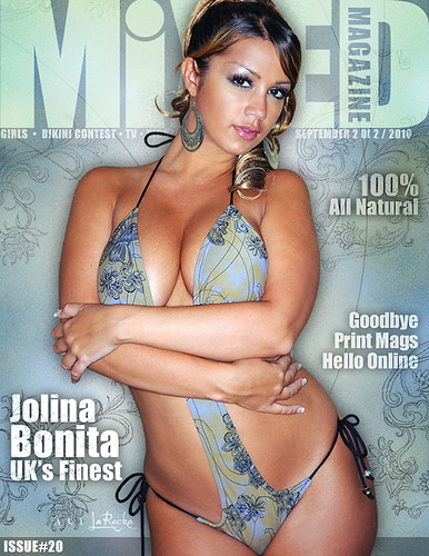 Jolina Bonita – Mixed Magazine pictures