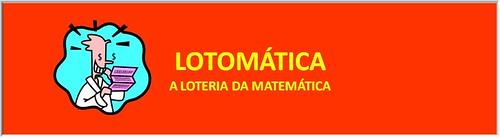 LOTOMÁTICA - A loteria da matemática