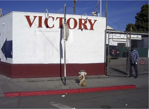 Richard Nagler, Victory, Oakland, California, January 2007