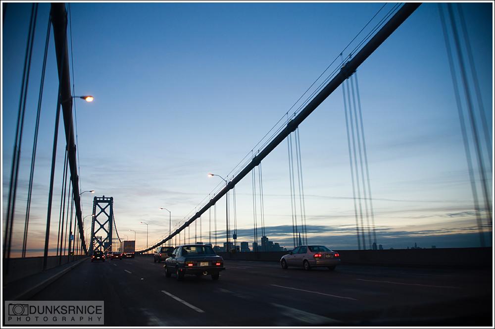 Bay Bridge.