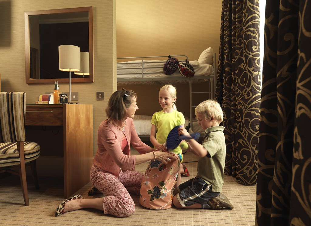 Crieff Hydro Family Accommodation