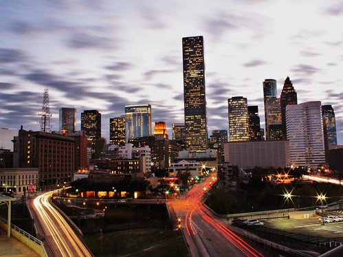 Downtown Houston by jfre81 on Flickr