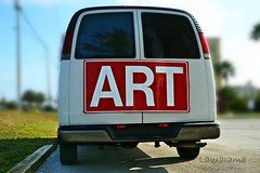 """An artist is somebody who produces things that people don't need to have."" - Andy Warhol (Laurarama) Tags: red art sign nikon andywarhol warhol americana tribute van isthisart americanheritage 2011 onwheels ourdailychallenge d3100 heritage2011 collectionp"