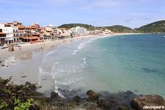 Prainha Beach (Danisraposo) Tags: brazil color beach water brasil canon eos rebel cabo do rj daniel prainha arraial 500d junqueira raposo flickraward t1i danisraposo