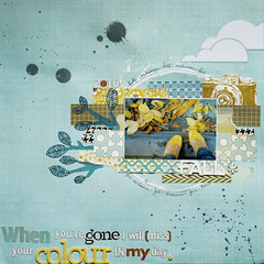 {fall} when you're gone, I'll miss your cOlOur in my day (ania-maria) Tags: autumn color colour fall yellow scrapbooking layout shoes lift memories lo scrap ils ilowescrap aniamaria