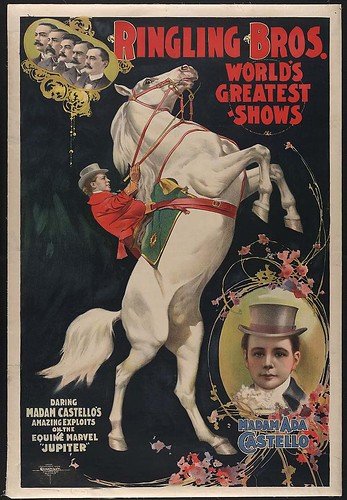 008-Ringling Bros. World's Greatest Shows - Madam Ada Castello 1899-Library of Congress