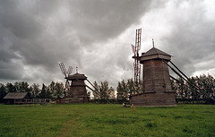 г. Суздаль, Россия (zigerdphoto) Tags: wood summer mill museum architecture landscape countryside village russia country russian suzdal россия пейзаж суздаль мельница