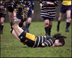 Eating Dirt (strussler) Tags: ladies england club canon eos women rugby surrey guildford marlow ef100400l 5dmkii dontforgetneda guildfordgazelles