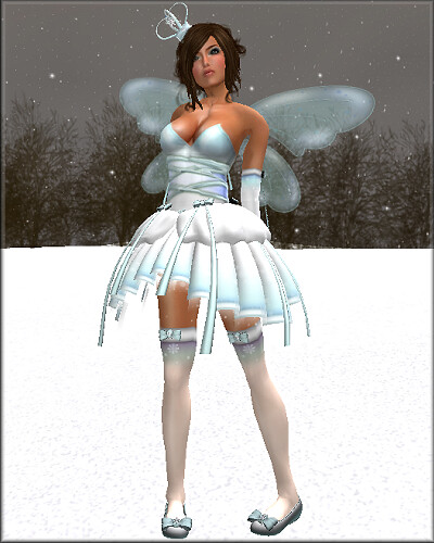Lolita Snow Queen Fairy Profile