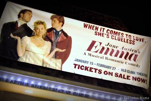Emma, A Musical Romantic Comedy