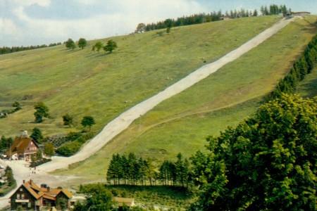 Štěrková pista Barytina