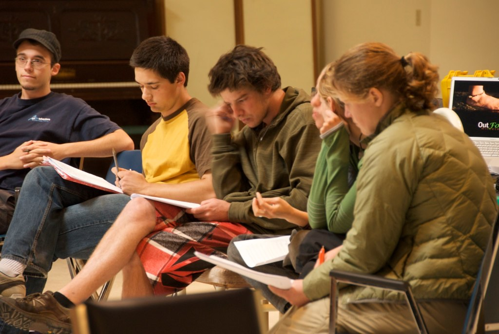 Note Taking During OFA Guide Training
