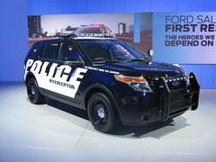 Ford Police Explorer (cr@ckers43) Tags: cars ford fiesta explorer police mustang custom suv taurus naias interceptor nais boss302 prototypecars