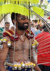 Thaipusam Singapore – The Colors of Sacrifice (williamcho) Tags: singapore procession devotees thaipusam sacrifice d300 penance williamcho thaipusam2011 placeofworchip