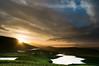 Sunrise (Kristinn R.) Tags: sky clouds sunrise iceland nikon wonderland nikonphotography theunforgettablepictures tup2 heavensshots
