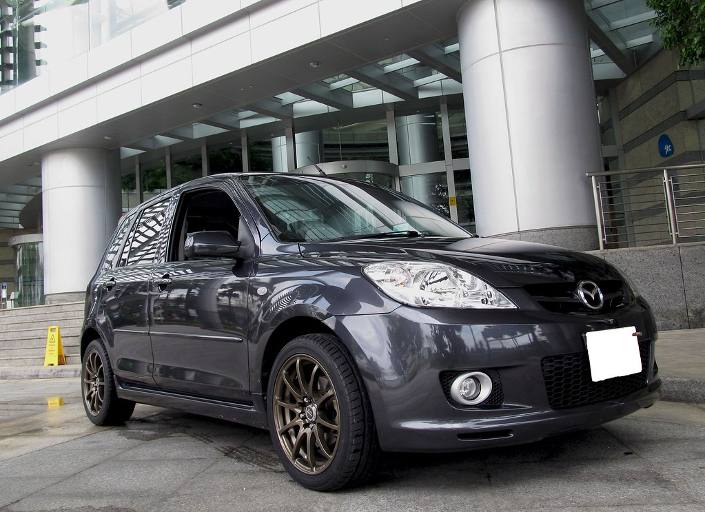 Mazda 2 (2nd Generation)