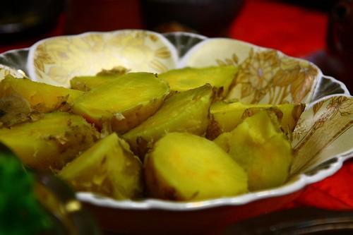 必吃必吃必吃的蕃薯