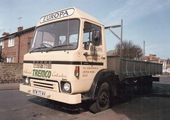 Dodge Truck  NTW 774V (colinfpickett) Tags: truck famous dodge 1970s classictruck commer rootes vintagetruck