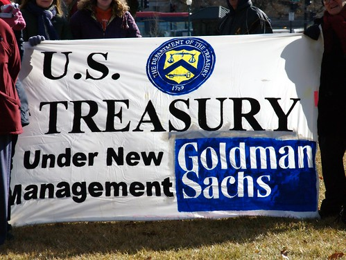 From flickr.com: US Treasury Under New Management {MID-154238}