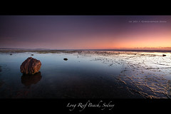 Long Reef Panorama, Sydney (Christopher Chan) Tags: panorama beach sunrise canon sydney australia 7d newsouthwales 1022mm longreef