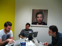 Hackers and the floating head of Al Pacino