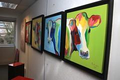 Les vaches de Philippe Cousin