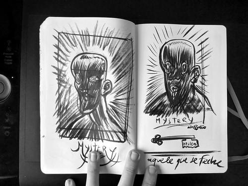 Mystery - Sketch