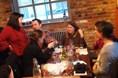 Bloggers in conversation