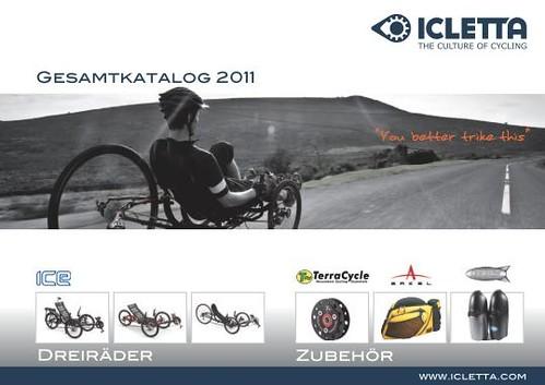 ICLETTA Katalog 2011